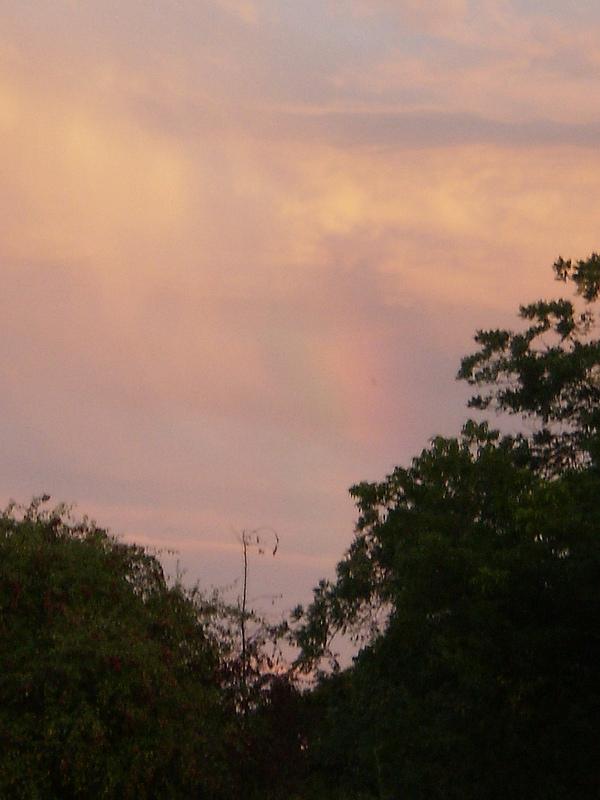 Colors in Sky