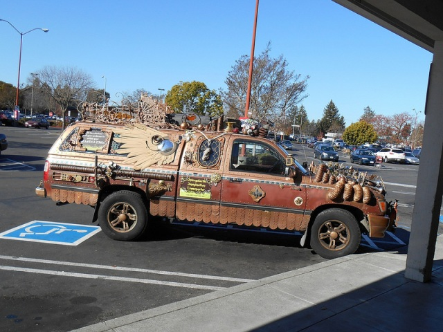 Crazy Truck 1
