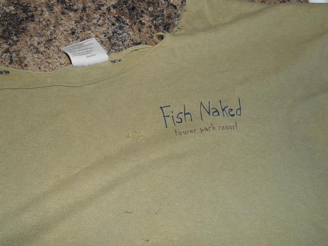 Fish Naked 1